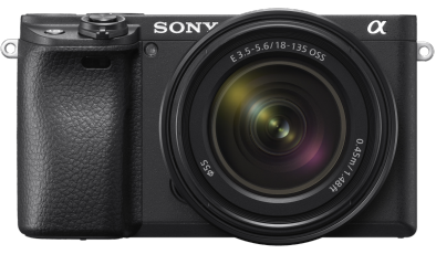 Sony Alpha ILCE-6400L Black Kit