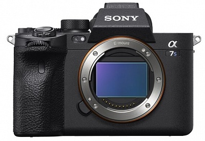 Sony Alpha ILCE-7SM3 Body Black