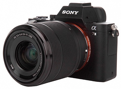 Sony Alpha ILCE-7M2K (Kit FE2870)