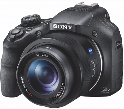 Sony Cyber-shot DSC-HX400 Black