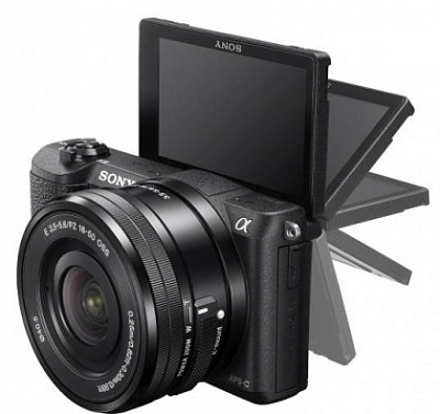 Sony Alpha ILCE-5100L Kit Black