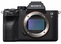 Sony Alpha ILCE-7RM4 Body Black