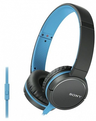 Наушники Sony MDR-ZX660AP Light blue