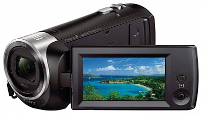 Видеокамера  Sony HDR-CX405 Black