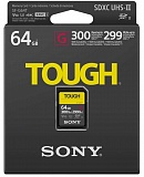 Карта памяти SD TOUGH series. 64 Гб. Sony SF-G64T